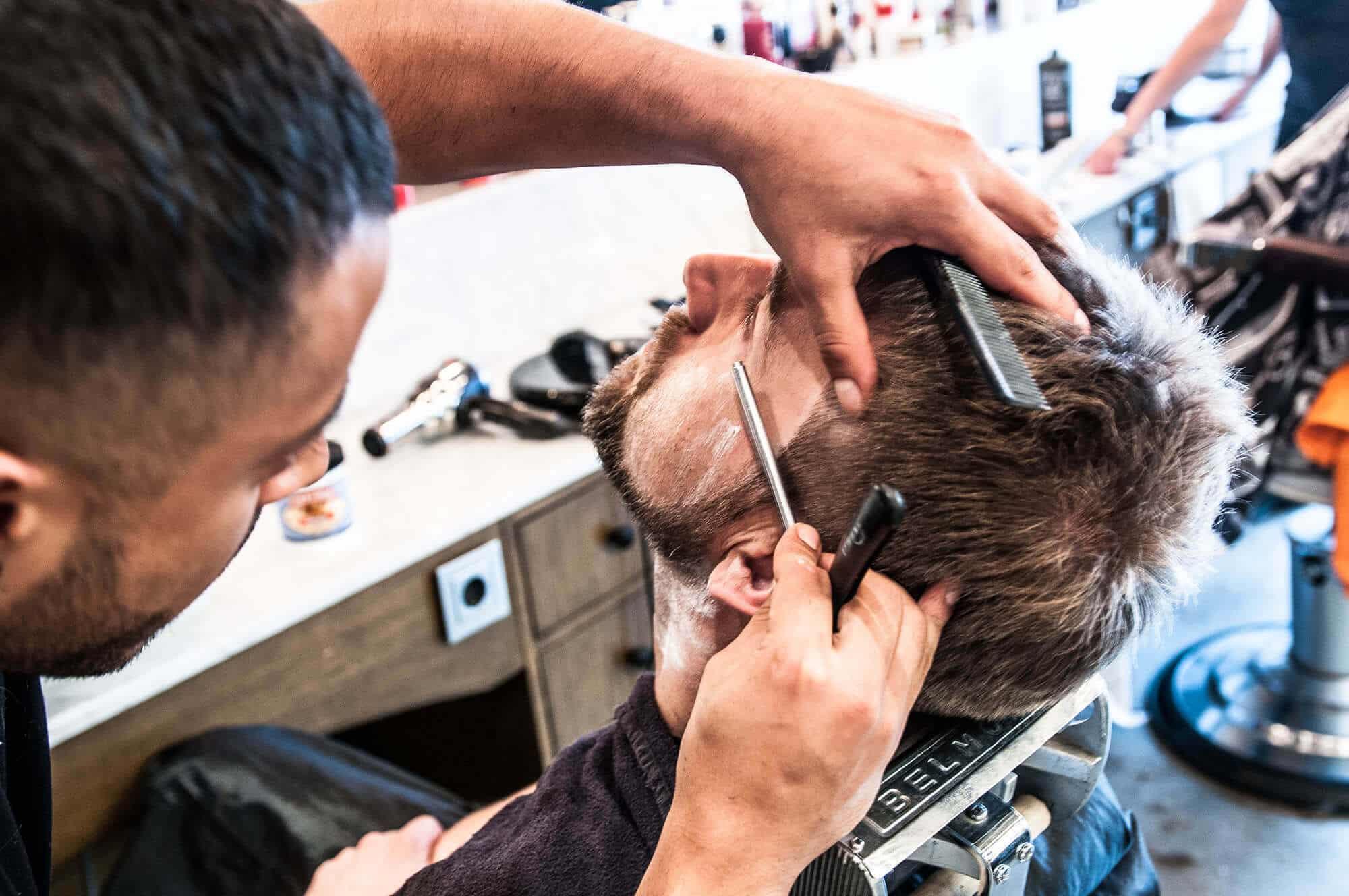 barbier amsterdam