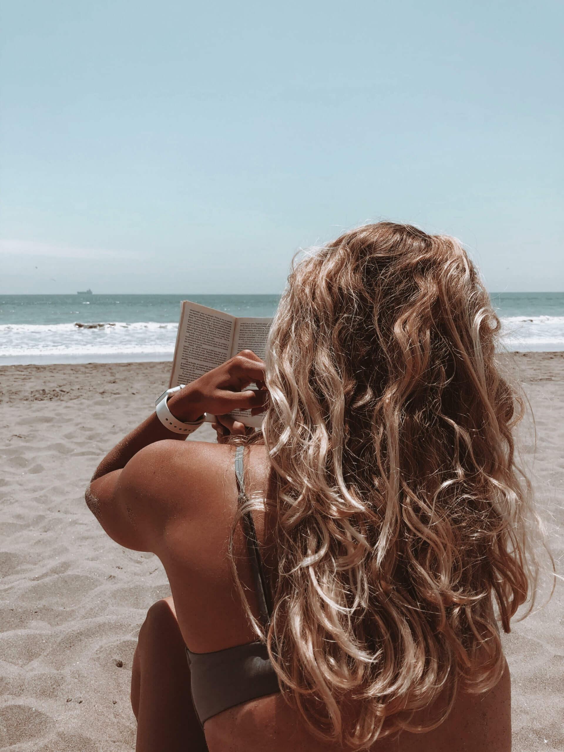 beach hair by pierot